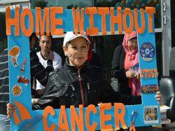 يوم سرطان الطفال