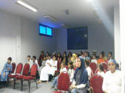 زيارة مدرسة القادة للغات