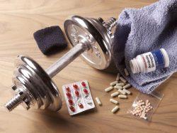 منشطات البناء – Anabolic steroids