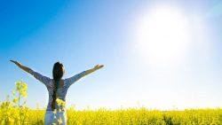 فيتامين د و الشمس